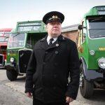 Bristol Omnibus inspectors uniform.