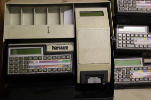 Wayfarer ticket machine
